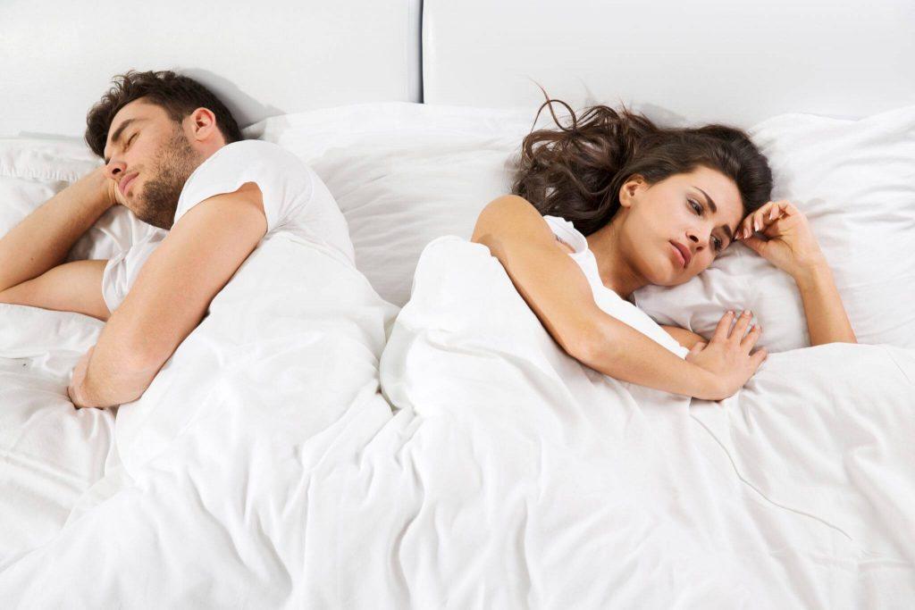 Quais as causas da falta de libido?